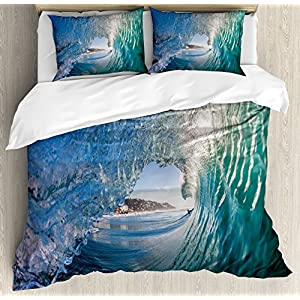 61SXCFglx3L._SS300_ 50+ Surf Bedding and Surf Comforter Sets