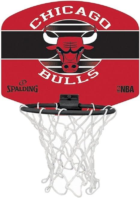 Spalding NBA Team Mini Tarjeta Varios Equipos con Pelota, Chicago ...