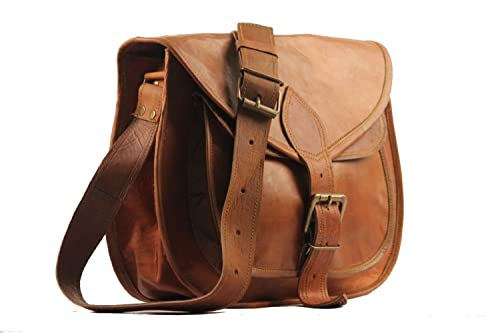 3cda3f3999fc Amazon.com  Cuero Leather Purse Designer Crossbody Shoulder Bag Travel  Satchel Women Handbag Ipad Bag  Shoes