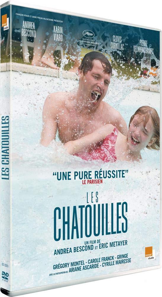 DVD du film Les chatouilles