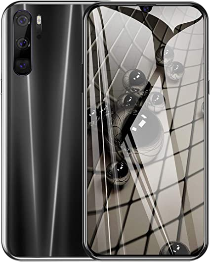 p80 - Smartphone (Dual SIM, 6,3 Pulgadas, 256 GB de ROM, 8 GB de RAM, Android 9.1, Tarjeta SD, USB): Amazon.es: Electrónica