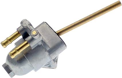 QAZAKY Fuel Gas Petcock Valve Pump Switch Replacement for CB350F CB500K CB550K CB750K 16950-300-020 Kawasaki KZ400 KZ400D KZ400-S KZ400-D3 KZ400-D4 KZ400-S2 KZ400-S3 KZ400-A1 KZ400-A2 16950300020