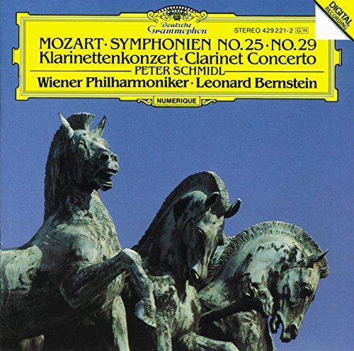 ... Mozart: Symphonies Nos.25 & 29.