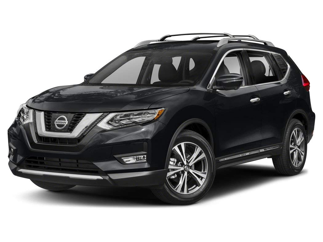 Tape-on Rain Guards GY003121 Goodyear Side Window Deflectors for Nissan Rogue 2014-2019 Window Visors 4 Pieces