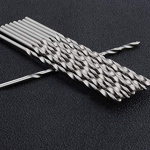 JULUJ 1pc 1/5MM Twist Drill Bit Extra Long 160mm Straight Shank Drill Bit for Metal Plastic Power Tool