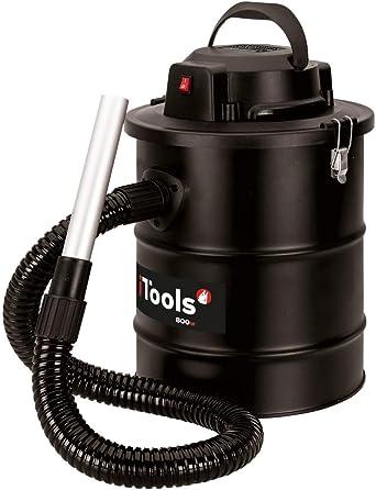 Aspirador soplador de cenizas 800 W – 18L + filtro y sartenes Barbecues: Amazon.es: Iluminación