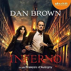 Inferno (Tétralogie Robert Langdon 4) Audiobook