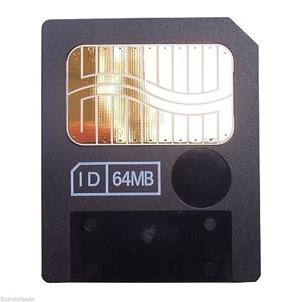 64MB 64 MEG SMART MEDIA SM MEMORY CARD YAMAHA DGX-305 505 KEYBOARD MOTIF 6