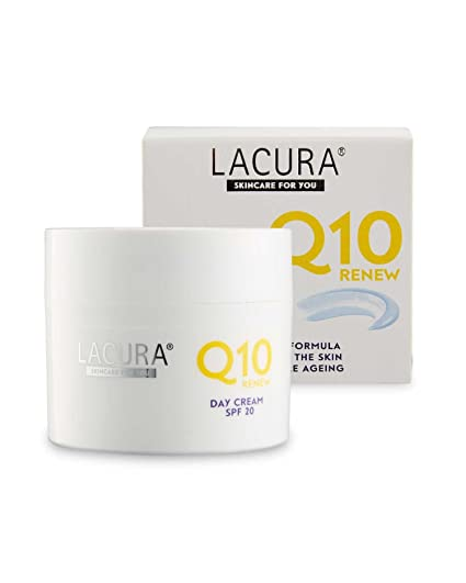 Aldi Lacura RENEW Q10 Day Cream Anti-Wrinkle with SPF 20 50ml by Aldi