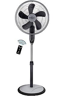 Orbegozo SF 0246 – Ventilador de pie, sobremesa o pared, con mando a distancia