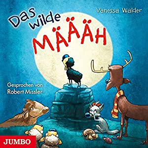 Das wilde Määäh Hörbuch