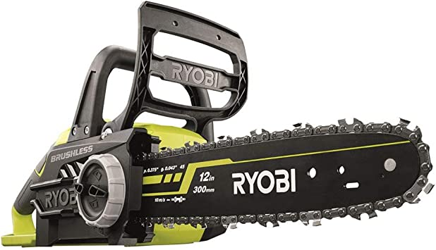 Ryobi OCS1830 - Second-best Cordless Chainsaw with Excellent Performance