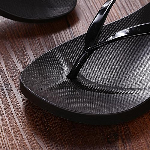 da buco uomini fondo BAOZIV587 all'aperto leggero donne pantofole coreano baotou 37 paio scarpe moda giardino sandali rosa Casa Estate rossa all'aperto scarpe pantofole e 8zwaqP8