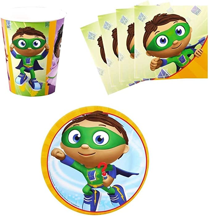 The Best Super Why Decor