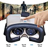 VR-Headset-3D-Virtual-Reality-Goggles-Glasses-with-Pupil-Focal-Distance-Adjustable-Suitable-for-Google-iPhone-Samsung-Note-LG-Huawei-HTC-Moto-Screen