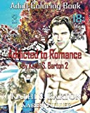 img - for Addicted to Romance by Kathi S. Barton 2: Paranormal Romance Adult Coloring Book book / textbook / text book