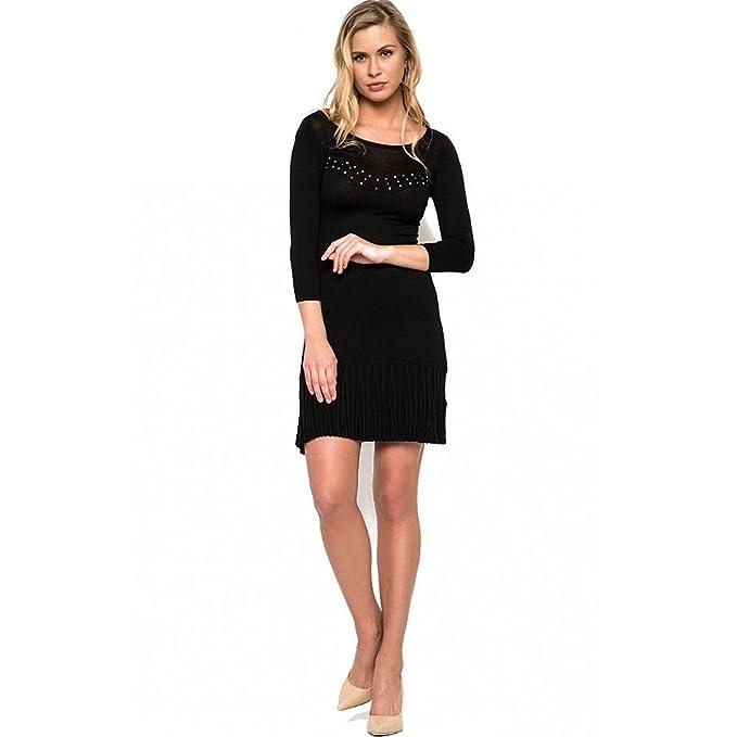 GUESS - Vestido - para Mujer Negro Negro S