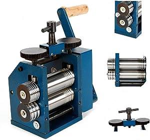 【Upgrade version】Manual Rolling Mill Machine - 3