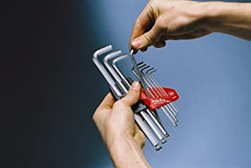 WIHA 352S9 Allen Key Set ProStar Holder NEW