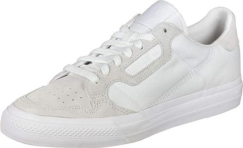 adidas Continental Vulc Schuh Weiß | adidas Deutschland