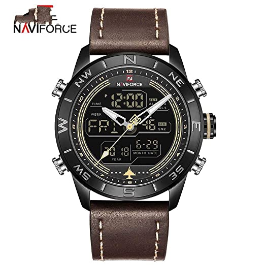 Buy 9144 Mens Watches Quartz Led Digital Sports Watches