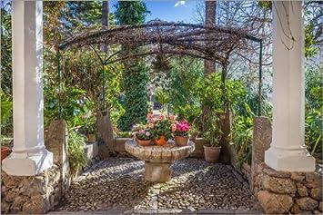 Póster 30 x 20 cm: In The Garden Son Marroig (Mallorca, Spain) de ...