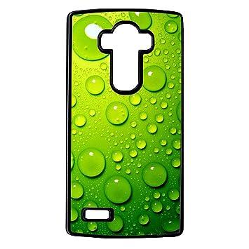 Carcasa LG G4 gota d agua verde: Amazon.es: Electrónica