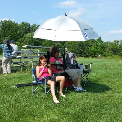 RAM MOUNTS Umbrella Holder for Stroller, Chair or Wheelchair by UV-Blocker (Image #1)