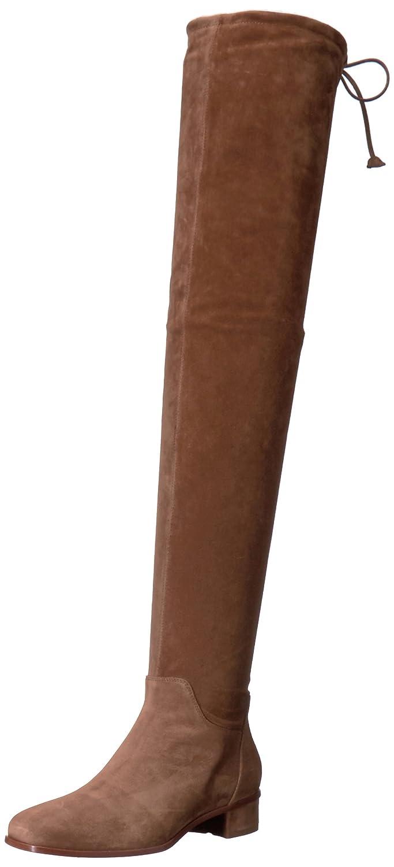Aquatalia Women's Lisabetta Suede Knee High Boot B06WGPLLLT 9 B(M) US|Walnut