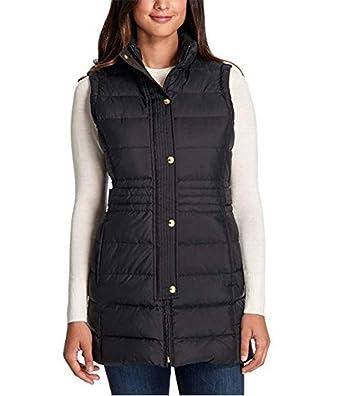 f6e2f8536a813 Weatherproof Ladies  Long Down Vest for Women-Down Fill