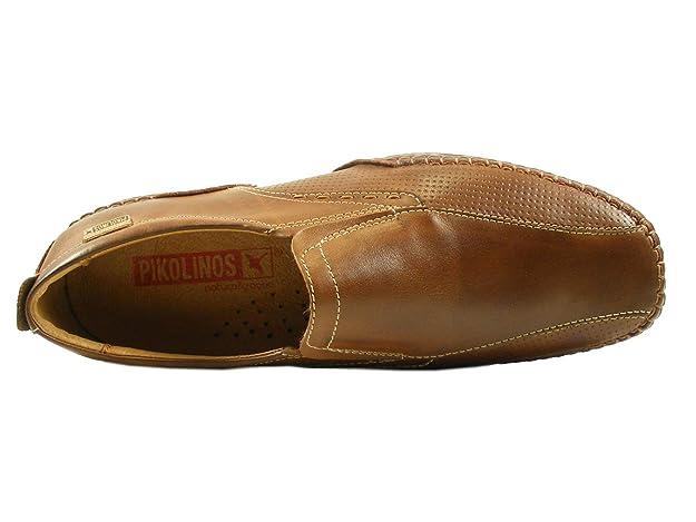 Pikolinos Puerto Rico 03A-3020 Mocasines de Cuero para Hombre: Amazon.es: Zapatos y complementos