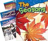 Weather & Seasons 4-Book Set (Language Arts)