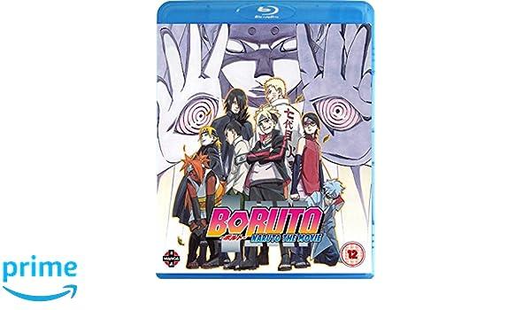 Boruto The Movie [Blu-ray] [Reino Unido]: Amazon.es: Kouichi ...