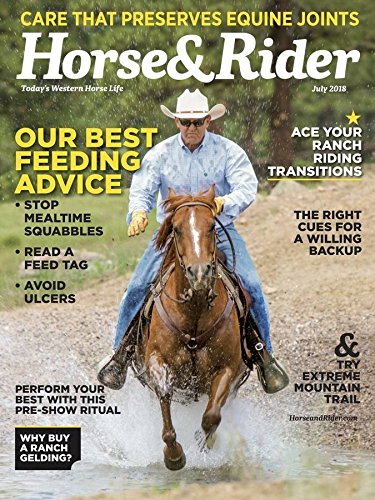 Magazines : Horse and Rider