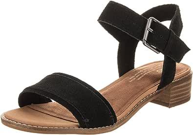 TOMS Women's Camilia Suede Sandal
