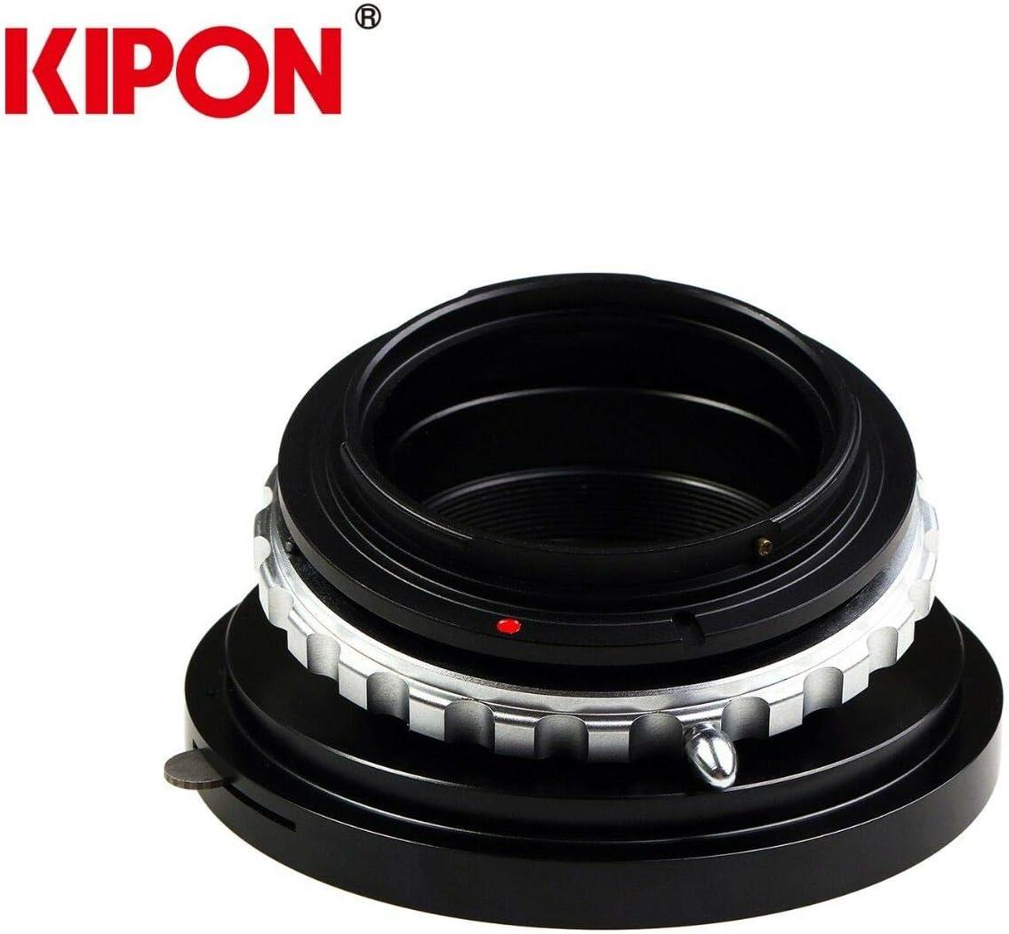 New Kipon Tilt Adapter for Hasselblad V Mount CF Lens to Canon EOS EF Camera