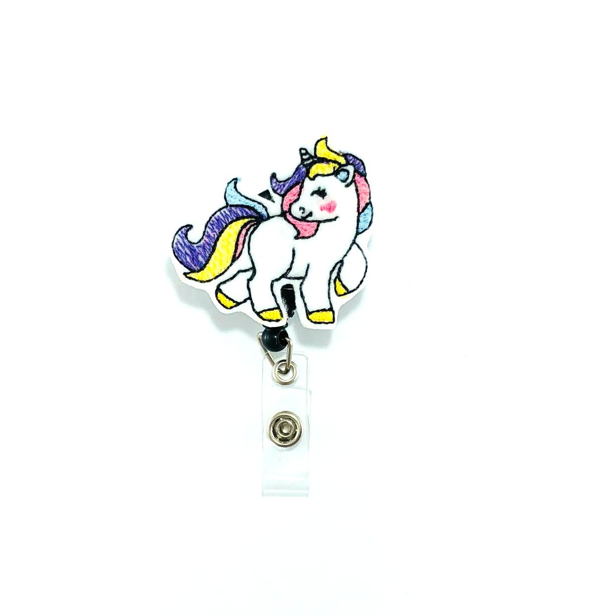 Unicorn Badge Reel