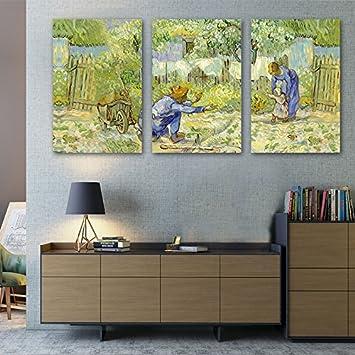 Charmant Paintsh Wohnzimmer Dekoration Malerei Moderne, Minimalistische Landschaft  Kinder Sofa Hintergrund Zimmer Speisesaal Nordic Piggy Abstrakte