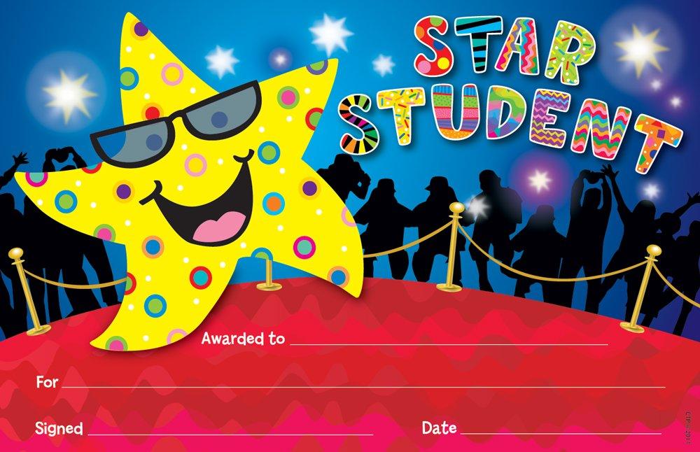 Creative Teaching Press CTP1318 Star Student Awards OfficeCentre