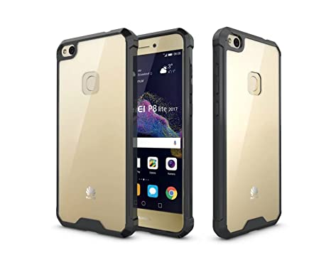 LEMORRY para Huawei P8 Lite (2017) Funda Carcasa, Ultra ...