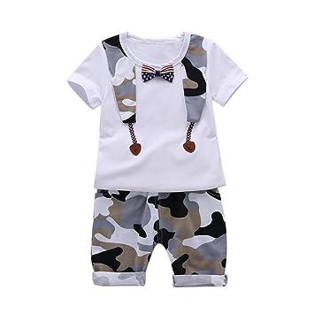 Simayixx Conjunto de ropa de bebé para el día de la Independencia ...