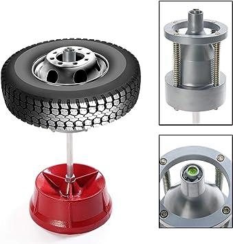 Tire Balancer High Strength Car Truck Portable Hubs Wheel Tire Balancer Bubble Level Heavy Duty Rim