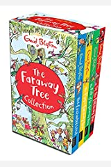 Enid Blyton The Magic Faraway Tree Collection 4 Books Box Set Pack Paperback