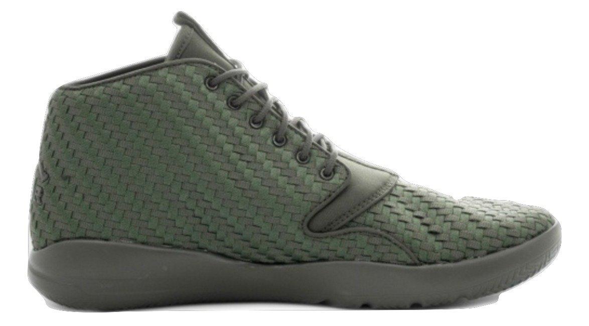 Nike Jordan Men's Jordan Eclipse Chukka Sequoia/Black Basketball Shoe 9 Men US by Jordan