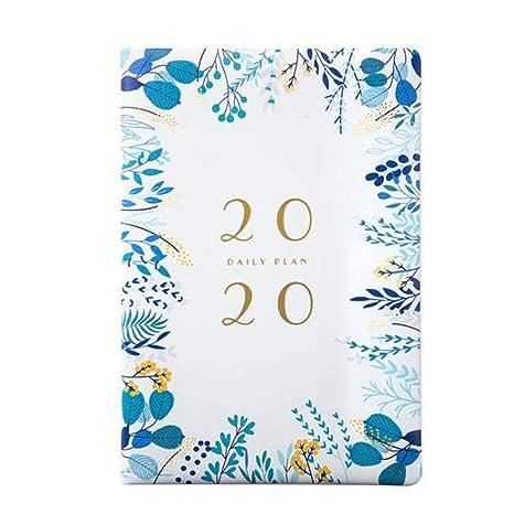 Seasons Shop Planificador 2020 Cuaderno para Agenda ...