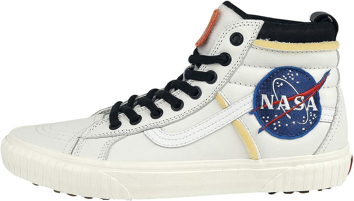 Vans x NASA (Mens 8/Womens 9.5, White