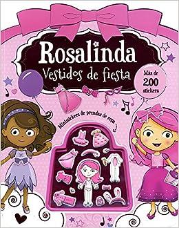 Rosalinda - Vestidos de fiesta (Pinkabella) (Spanish Edition): Parragon Books: 9781472351050: Amazon.com: Books
