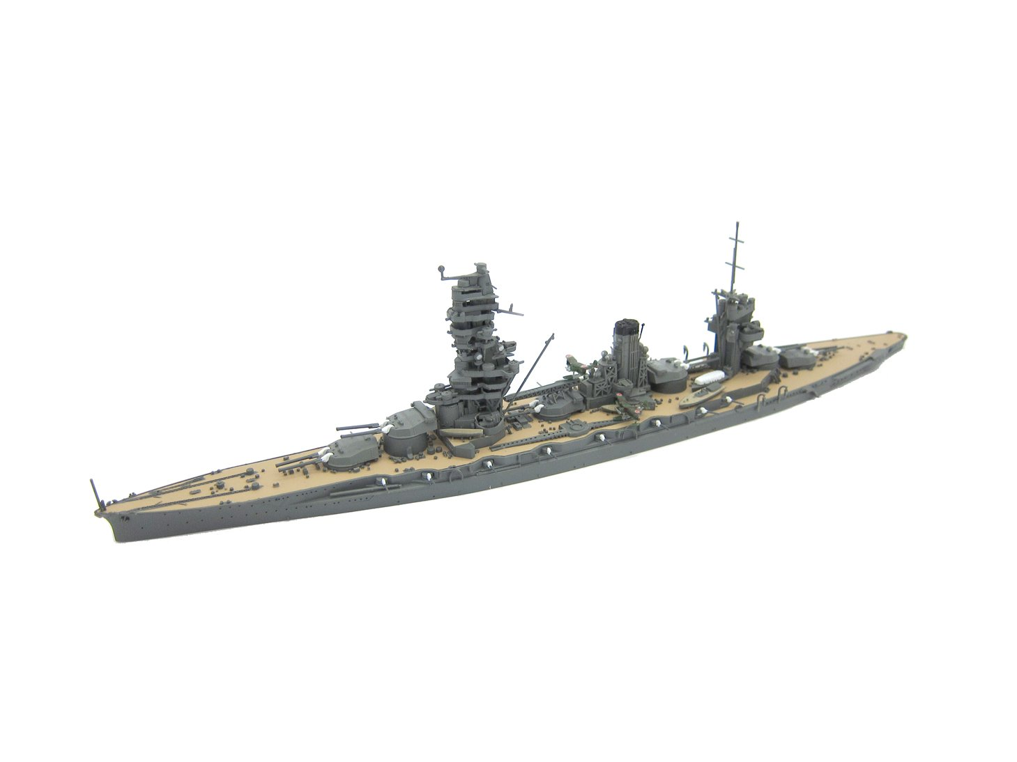 '10 1/700 specialized series No.79 Japanese Navy battleship Fuso Showa (japan import) Fujimi 特-79