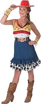 Rubies s – Disfraz de Jessie Toy Story, Adultos Oficial – Grande ...