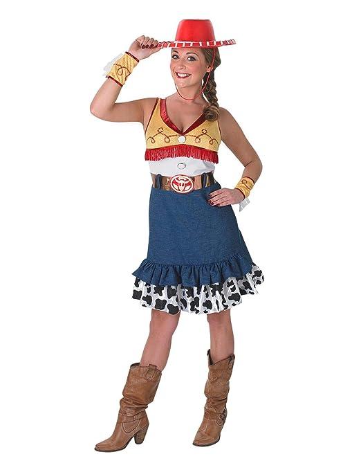7f466af85f4e4 Rubies  s - Disfraz de Jessie Toy Story Oficiales